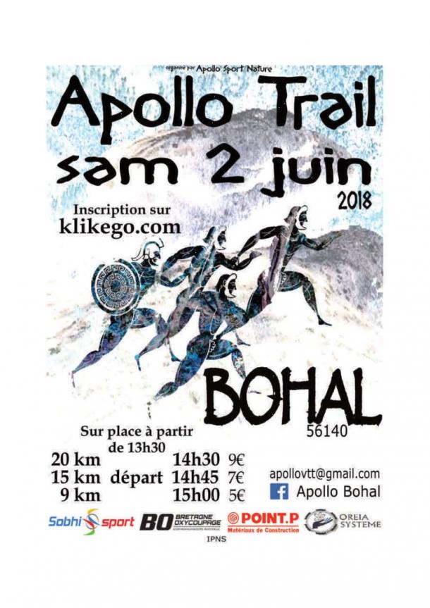 TRAIL Apollo Bohal