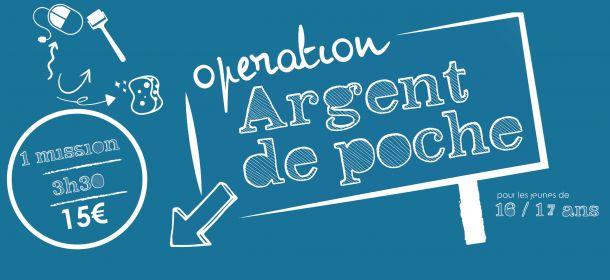 OPERATION ARGENT DE POCHE